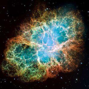 Stardust escapes a supernova