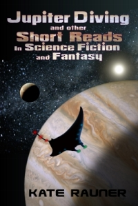 Science fiction & fantasy by Kate Rauner