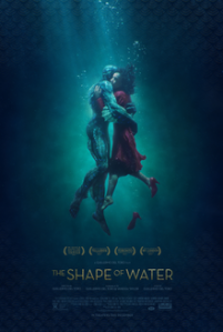 The Shape of Water movie poster fair use per Wikipedia