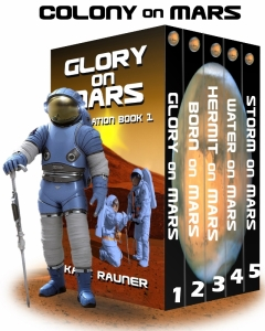 Colony on Mars Box Set
