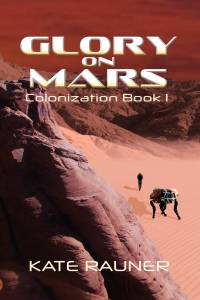 Glory on Mars book cover