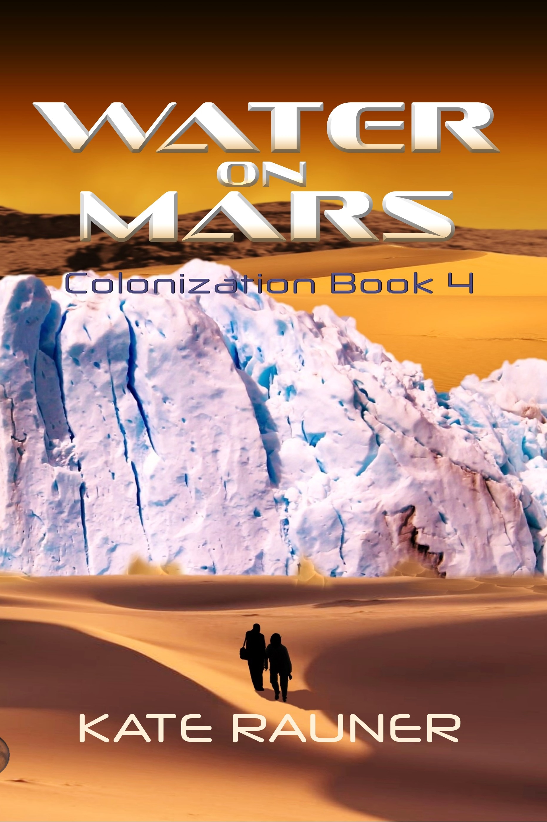 Water on Mars book cover